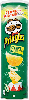 Pringles Cheese & Onion - 200g