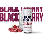 Anheuser-Busch Bud Light Seltzer Black Cherry