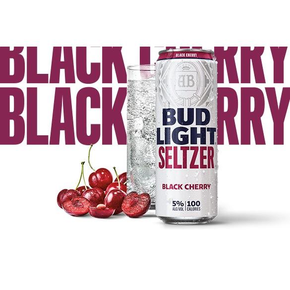 Logo of Anheuser-Busch Bud Light Seltzer Black Cherry