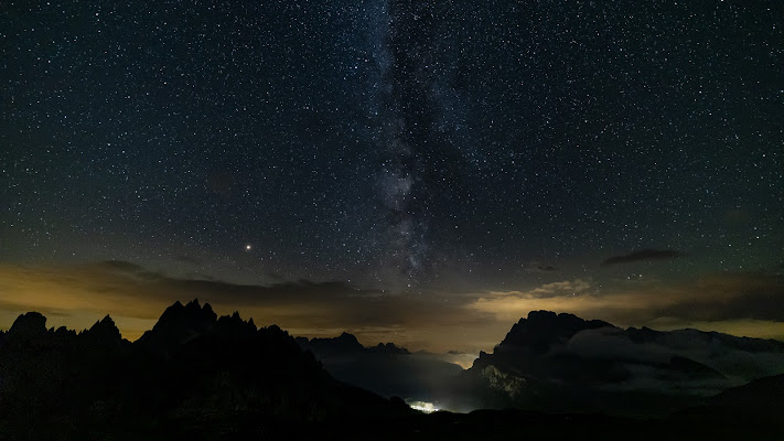 """""""Lago di luce"""" di Bitop62"""
