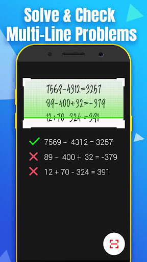 Math Calculator - Solve Math Problems by Camera 2.1.3 screenshots 2