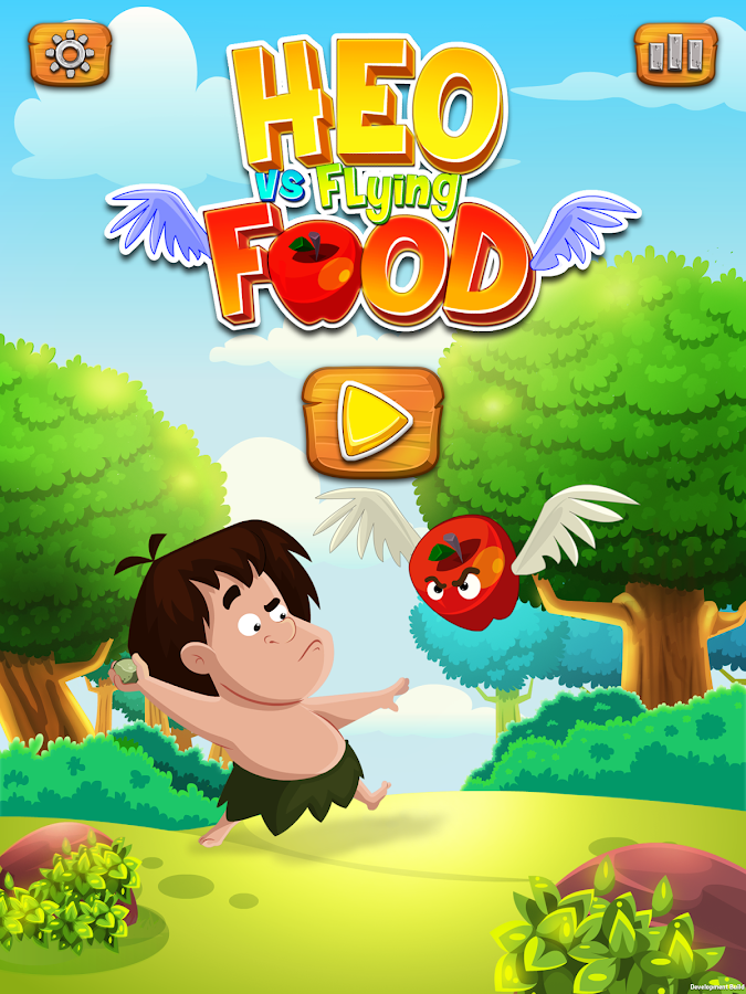 Heo vs Flying Food- screenshot