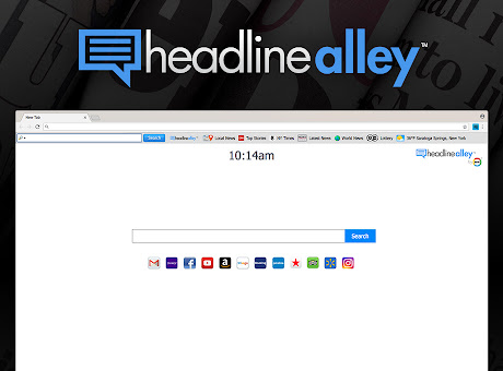 Breaking News Online (HeadlineAlley)