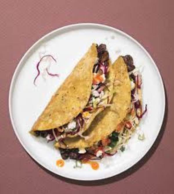 Kevins Black Bean Taco's Recipe