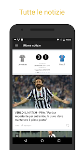 Bianconeri Live- screenshot thumbnail