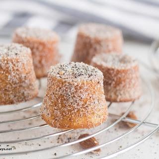 Swedish Almond & Cardamom Mini Cakes Recipe