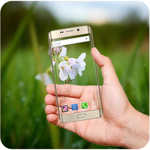 Transparent Mobile Screen