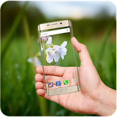 Transparent Mobile Screen