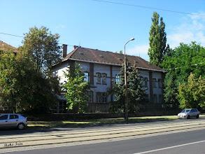 Photo: Ez a sarkon álló szárny készült el legkésőbb, 1910-ben adták át, és leánykollégiumként működött hosszú évtizedekig
