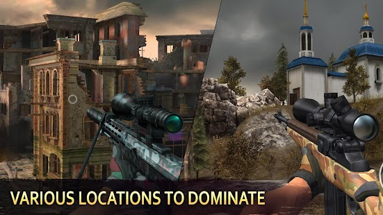 Sniper Arena: PvP Army Shooter Screenshot