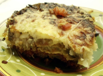 Tonya's Superlative Eggplant Parmesan Recipe