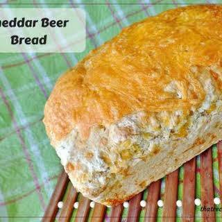 Cheddar Beer Bread.
