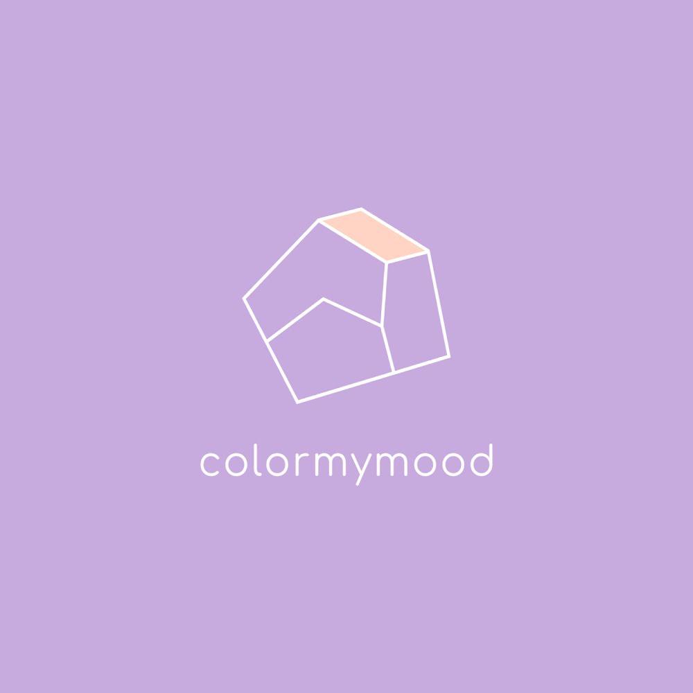 Color My Mood Design - Logo Template