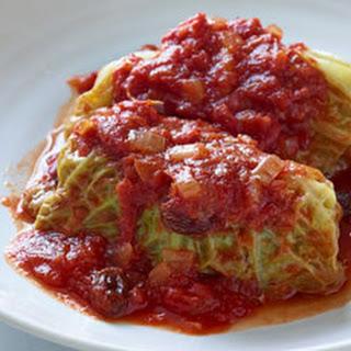 Stuffed Cabbage.