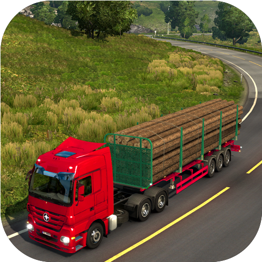 Truck Games : Real Wood Cargo Transporter 3D (game)