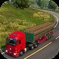 Truck Games : Real Wood Cargo Transporter 3D download