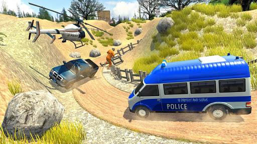 US Police Car Chase Driver:Free Simulation games 1.0.6 screenshots 1