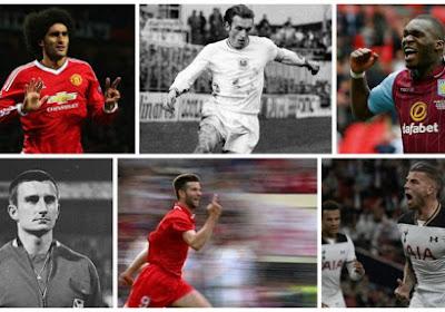 Ces Belges qui ont marqué dans le mythique stade de Wembley (VIDEOS)