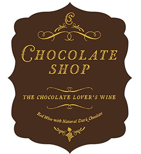 Logo for Chocolate Shop
