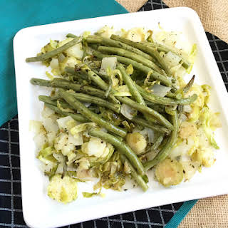 Brussel Sprouts And Green Beans Recipes.