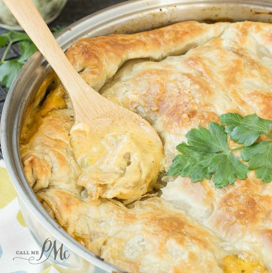 Chicken Broccoli Puff Pastry Pot Pie Recipe | Yummly