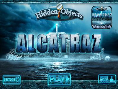 Hidden Objects Alcatraz Escape screenshot 0