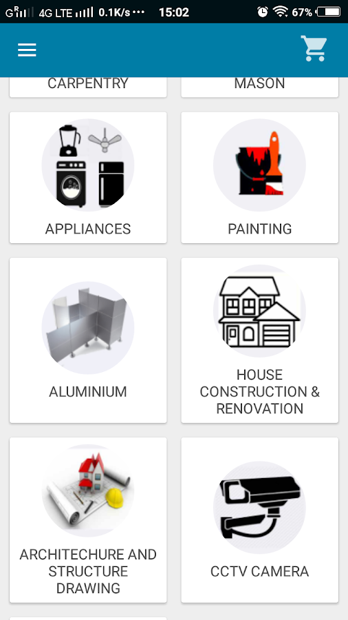 Deva TechnoRock Home Services- screenshot