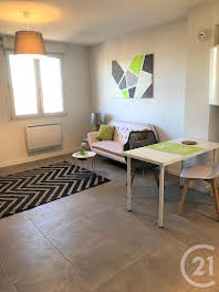 Studio meublé 30,88 m2