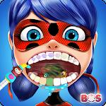 Crazy Ladybug Dentist Icon
