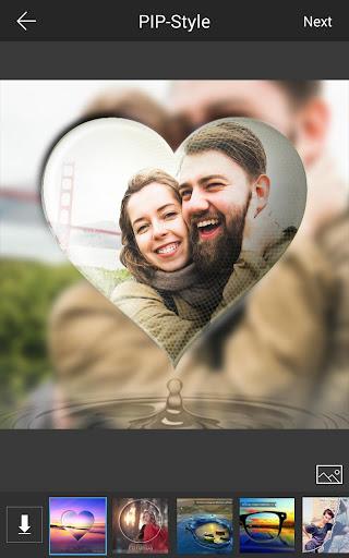 PIP Camera-Photo Editor Pro Screenshot