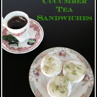 Easy Tea Sandwiches