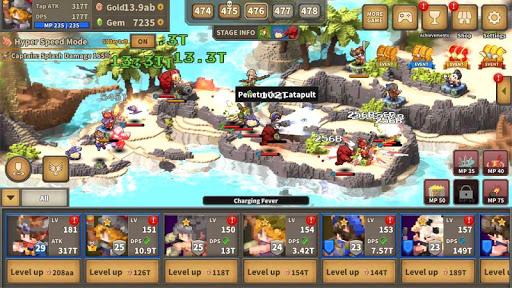 Tap Defenders apkpoly screenshots 17