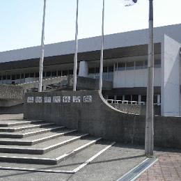 鳥取市民体育館のメイン画像です