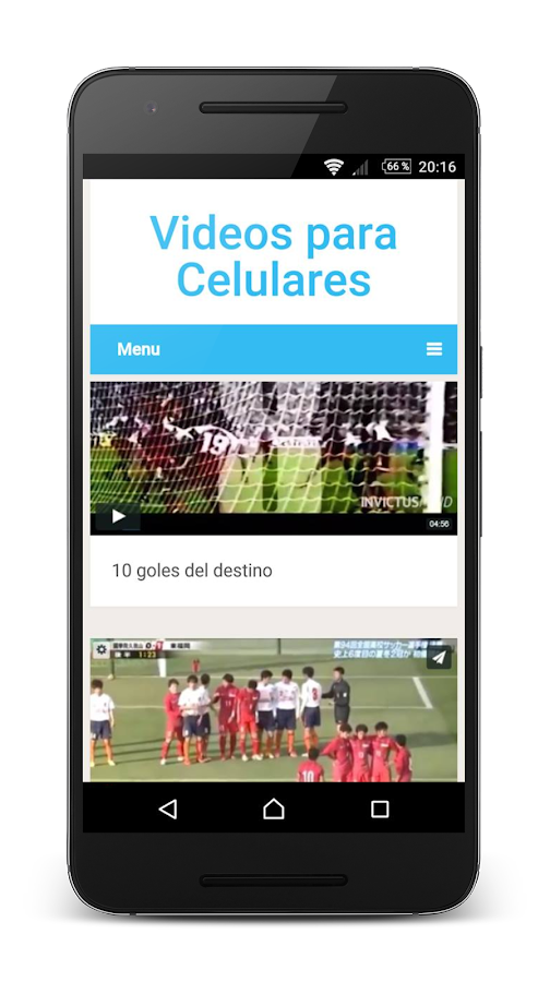 Football Videos- screenshot