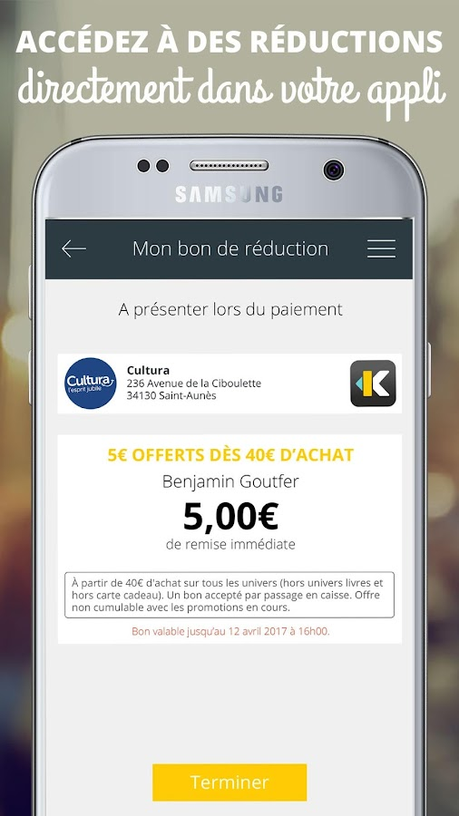 Keetiz | Réduction, sorties... – Capture d'écran