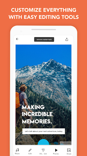Mouve - animated video maker for Instagram, Tiktok 0.481 Apk for Android 4