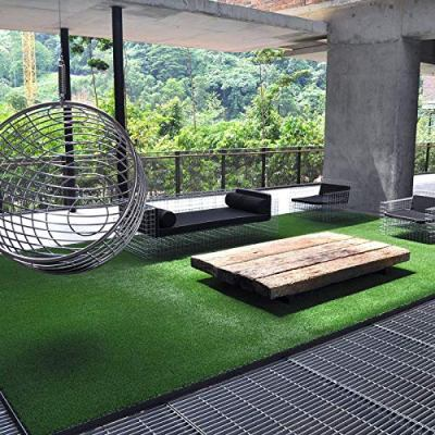 FRESH FROM LOOM Polypropylene Solid Best Artificial Grasses In India