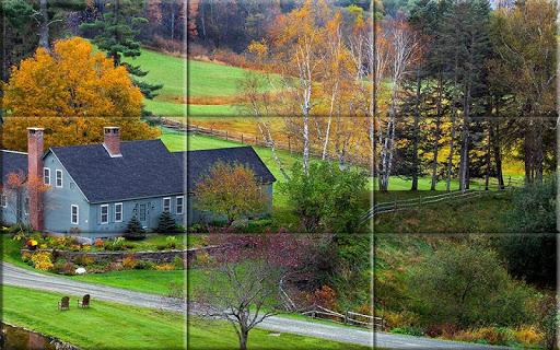Puzzle - Beautiful Countryside apktram screenshots 5