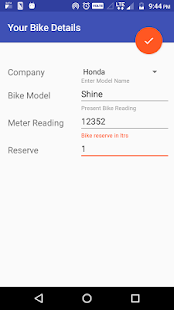 Bike Mileage : Costs, Reports and Reminders - náhled