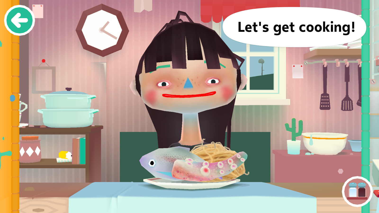 Toca Kitchen 2- screenshot