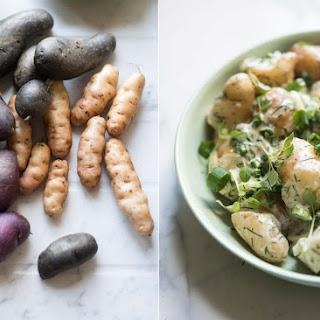 Summery Potato Salad Recipe