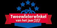 Fietsen Hermans Onze nominaties en erkenningen Wij zijn genomineerd voor Tweewielerwinkel van het jaar!