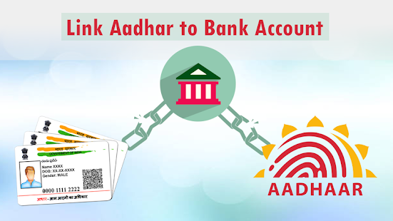 Link Your Aadhaar Number with Bank Account - náhled