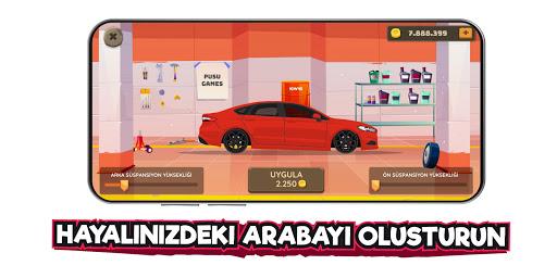 2D Araba Serisi - Modifiye Simulatoru 2.3 screenshots 5