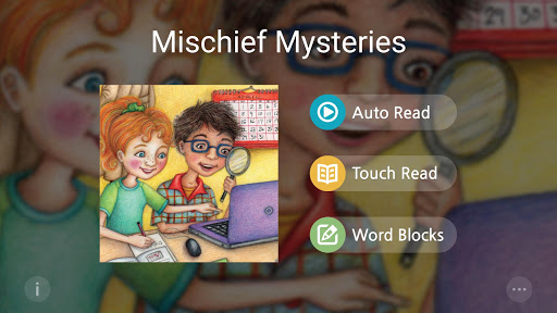 Mystery Readers 8 - Redeem 4CV