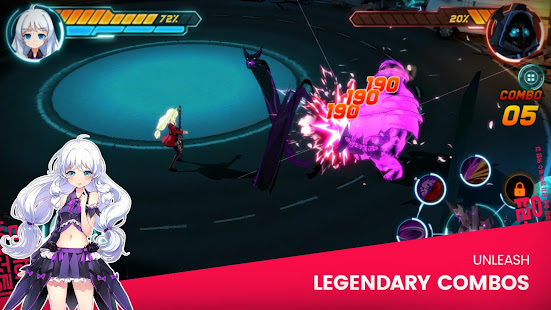 Mod Game SoulWorker Anime Legends for Android