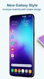 App Launcher Galaxy S10 Style APK for Windows Phone