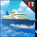 3D Cruise Ship Simulator icon