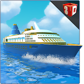 3D Cruise Ship Simulator