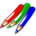 Kids Book - Draw and Paint icon